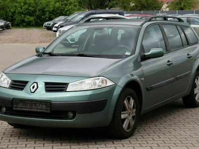 gebraucht Renault Mégane II Kombi 1.6i Expression Confort