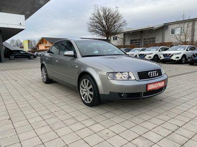 """gebraucht Audi A4 Lim. 1.9 TDI 130 6-Gang, GRA, SHZ, ALU-17""""... als Limousine in Saaldorf-Surheim"""
