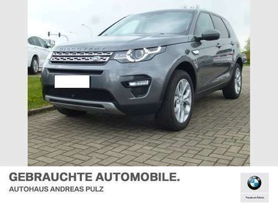 gebraucht Land Rover Discovery Sport SD4 HSE