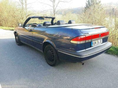 gebraucht Saab 900 Cabriolet i 2,3l Tűv, Youngtimer,...