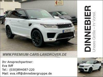 gebraucht Land Rover Range Rover Sport D300 HSE Dynamic Plus   RANGE ROVER Berlin Vorführwagen, bei Autohaus Dinnebier GmbH