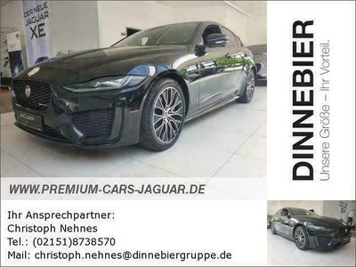 gebraucht Jaguar XE D180 S R-Dynamic | Krefeld Vorführwagen, bei Autohaus Dinnebier GmbH
