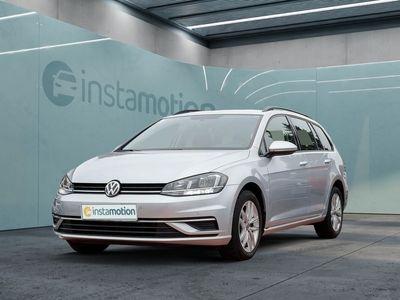 gebraucht VW Golf GolfVariant 1.6 TDI Comfortline Navi Klima PDC GJR