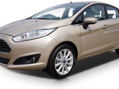 gebraucht Ford Fiesta 1.0 100PS Eco