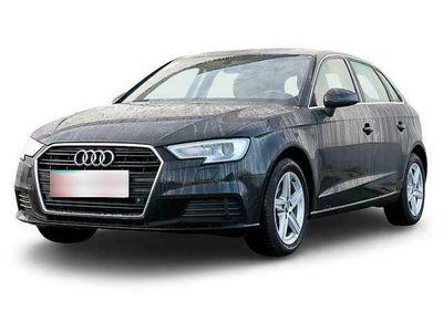 gebraucht Audi A3 Sportback 2.0 TDI NAVI STDHZG APS+ CONNECT
