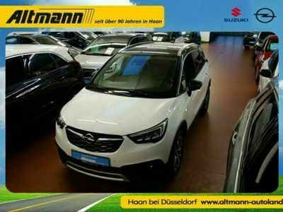 gebraucht Opel Crossland X Innovation AUTOMATIK / NAVI / Kamera