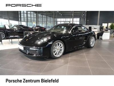 used Porsche 718 CaymanParkassistent, Rückfahrkamera, PDK, Tempomat, Apple Car Play