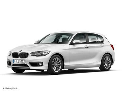 gebraucht BMW 116 1er d EfficientDynamics Edition Advantage