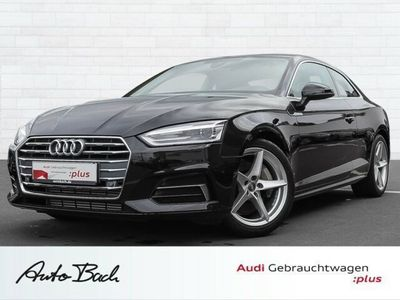 gebraucht Audi A5 Coupé Sport Coupe 2.0TFSI Stronic Navi Xenon GRA EPH