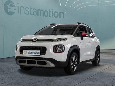 gebraucht Citroën C3 Aircross C3 C-Series 1.2 Parklenkass. Rückfahrkam. AHK-abnehmbar PDCv+h