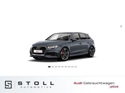 gebraucht Audi RS3 2.5 TFSI Navi+Sportabgas+SitzHZG+RS-Paket+++