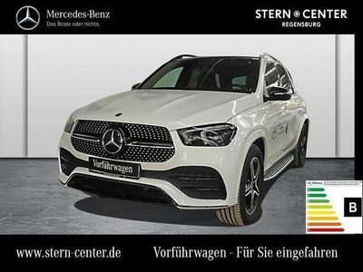 gebraucht Mercedes GLE350 d 4MATIC AMG+Distronic+Pano.-Dach+360°