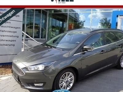 used Ford Focus Turnier Navi Parkassistent Cool Connect 1.0 EcoBoost