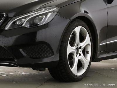 gebraucht Mercedes E200 Cab. Sport Pak ILS Cab Kom Pak NP 62.200,-