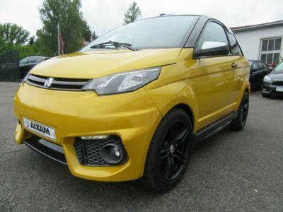 gebraucht Aixam City Coupe Gti Mopedauto 45km/h