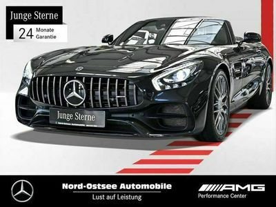 gebraucht Mercedes AMG GT R oadster Comand Burmester Distronic LED