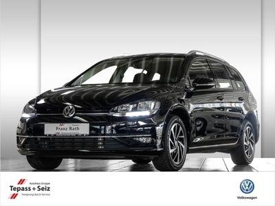 käytetty VW Golf Variant 2.0 TDI DSG Join Navi Freispr. Allwetter Sitzhzg P