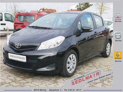 gebraucht Toyota Yaris 1.0 VVT-i Cool, Klima,5 türig, Radio