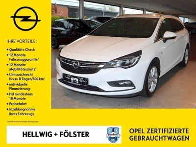 gebraucht Opel Astra 1.4 Turbo Dynamic (EURO 6d-TEMP)