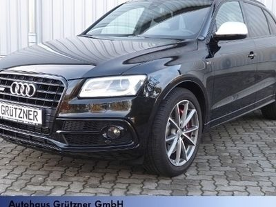 gebraucht Audi SQ5 quattro 3,0 TDI 240 KW Xenon, Standheizung,