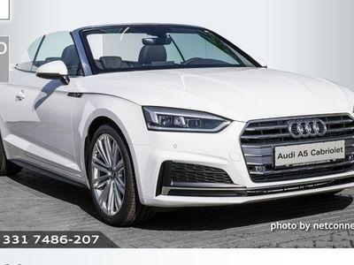 gebraucht Audi A5 Cabriolet sport 40 TFSI SHZ LED W-LAN EU6 B&O