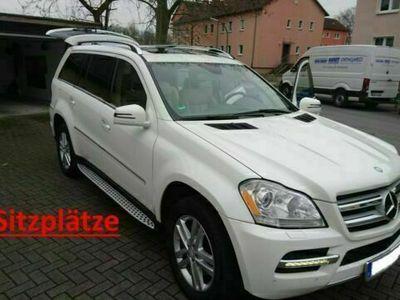 gebraucht Mercedes GL450 4Matic 7G-TRONIC. 7 Sitzer. LPG-Anlage!