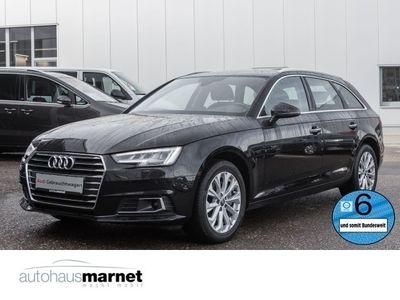 gebraucht Audi A4 Avant Design 2.0 TDI Navi Matrix Einparkhilfe Start/Stop Sitzheizung 7-Gang