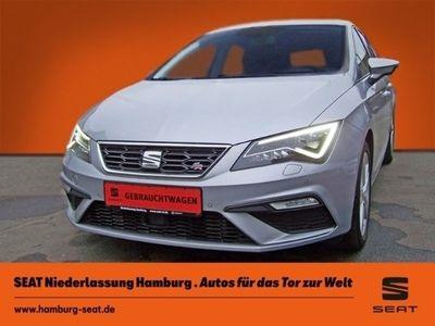 gebraucht Seat Leon FR 2.0 TDI LED Navi Rückfahrkam. Fernlichta