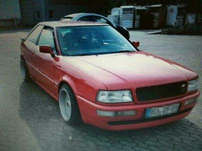 gebraucht Audi 80 Coupe 89 B4 2.6 V6 Borbet Sportfah...