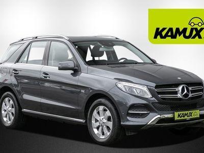 gebraucht Mercedes GLE350 d 4Matic +LED ILS +Navi COMAND +Leder Nappa +EURO 6