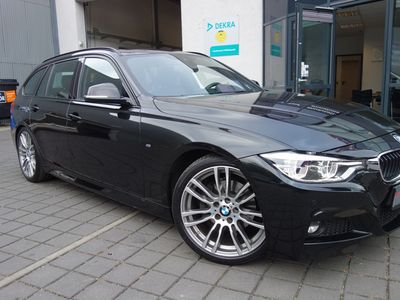 gebraucht BMW 320 d xDrive Touring M Sportpaket PANO/LED/EURO6