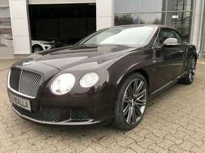 gebraucht Bentley Continental GTC SPEED, SERVICE UND BREMSEN NEU