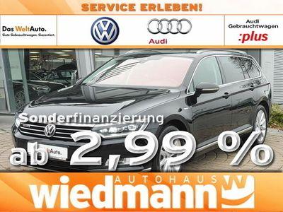 gebraucht VW Passat Variant Highline Var. 2,0l TDI 4M DSG
