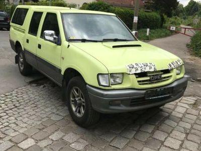 used Opel Campo ISUZU 4X4 Allradantrieb 4WD