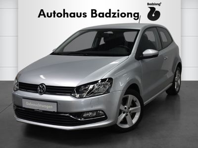 gebraucht VW Polo V Highline BMT 1.2 TSI PDC Klima SHZ PDC