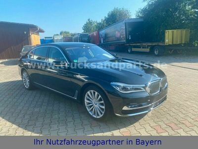 gebraucht BMW 750L i Langversion Vollausstattung als Limousine in Dinkelscherben