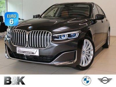 gebraucht BMW 750 i xDrive Exclusiv P. Leasing ab ... EUR o.A.