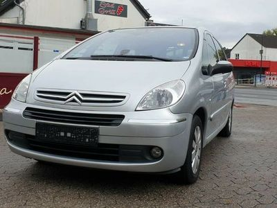 gebraucht Citroën Xsara Picasso1.6 16V* GAS*KLIMA*BC*NR*COLOR*