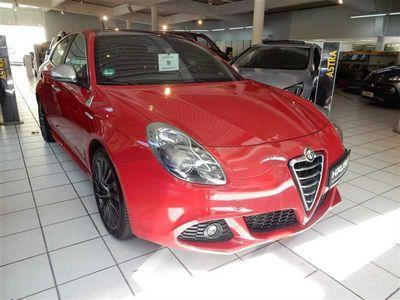 gebraucht Alfa Romeo Giulietta Giulietta1.8 QV, el. SSD, Sitzheizung, PDC, 18 Zo