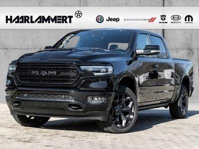 gebraucht Dodge Ram Limited Black eTorque Multi-Function Tailgate Harman Kardon