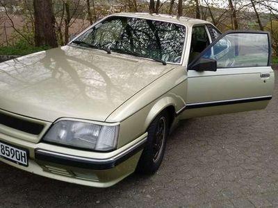 gebraucht Opel Senator A2 GSE H Zulassung