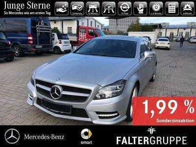 gebraucht Mercedes CLS350 CDI SB NUR Gewerbe! AMG DISTRO KeyGo GSD
