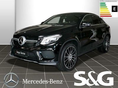 gebraucht Mercedes GLE500 4MATIC AMG-Line Distronic/Standhzg./AHK/