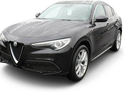 gebraucht Alfa Romeo Stelvio MY20 LUSSO TI 2.2 Diesel 16V 154