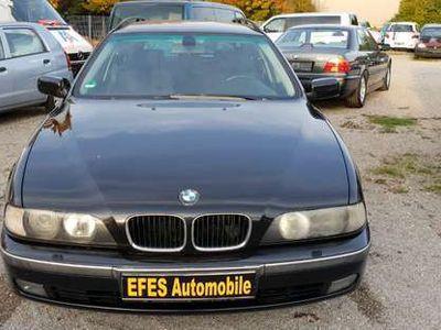 gebraucht BMW 523 i touring (E39)