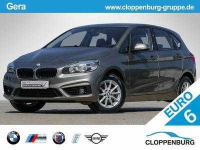 gebraucht BMW 216 d Sportsitze/Sitzheiz./Navi/Freisprech.