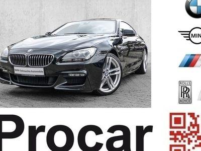 gebraucht BMW 640 d Coupe M Sportpaket Navi Prof. Sport Aut.