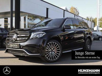 gebraucht Mercedes GLS63 AMG 4M Standheizung Airmatic Panoramadach