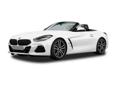 gebraucht BMW Z4 Z4Roadster 2.0i M Sport Navi LED DAB SHZ PDC