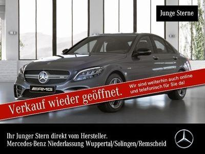 gebraucht Mercedes C43 AMG AMG 4M Distr. COMAND SHD LED PTS Sitzh